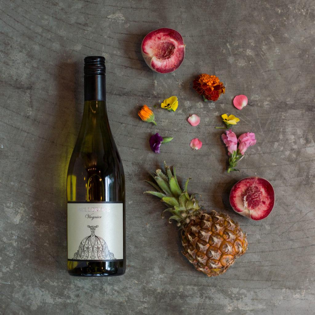 Fruitige wijn
